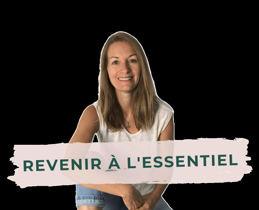 Aude Jatteau - Revenir à l'Essentiel