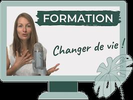 Changer de Vie - la formation d'Aude Jatteau pour Revenir à l'Essentiel